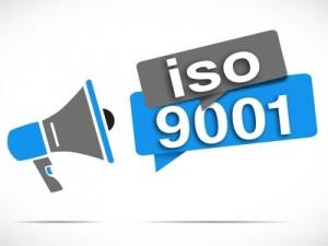 ISO 9001 kvaliteedijuhtimissüsteemid